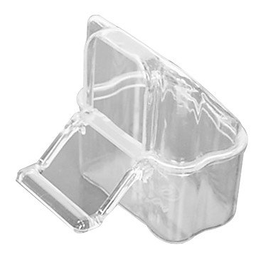 Zcl Stylish To Food Feed For Pets Birds , Transparent , S