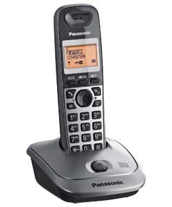 Panasonic KXTG2521EM Telephone with Answer Machine - Single image