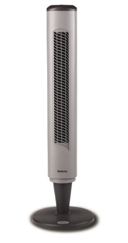 Holmes HTF3709A-GU Oscillating Pedestal Tower Fan