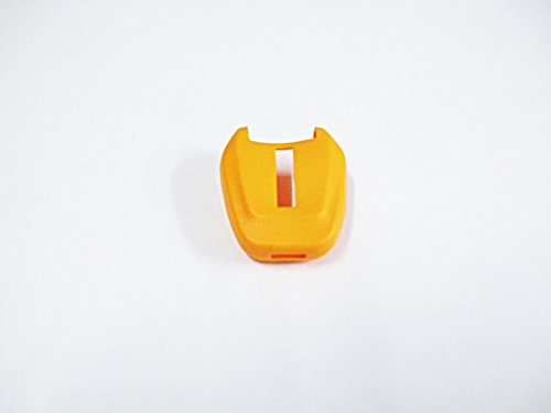 Orange Key Shirt Remote Cover Silicone For All New Isuzu D-Max Year 2012 Pick Up