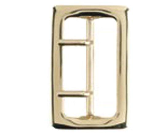 Gould & Goodrich 125-Br Sam Browne Buckle Place On 2-1/4-Inch Belt (Brass)