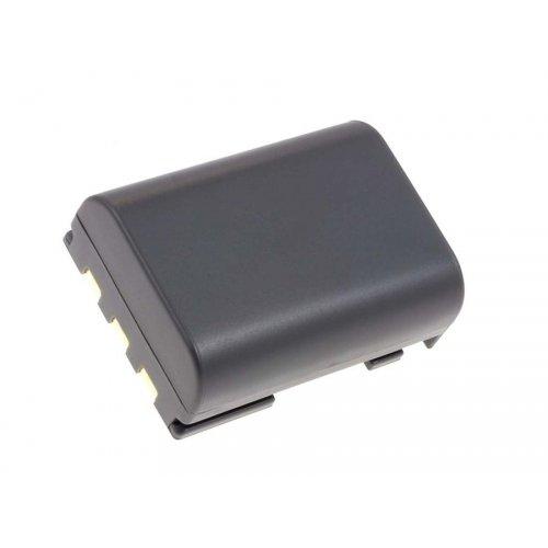 Akku für Canon Videokamera Typ BP-2LH 750mAh, 7,4V, Li-Ion