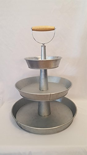 1-x-3-tier-galvanized-round-metal-stand-outdoor-indoor-serveware-for-fruits-and-vegetables-food