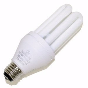 GE 41327 Compact Fluorescent Specialty Bulb, 3-Way, 13/18/29 Watts