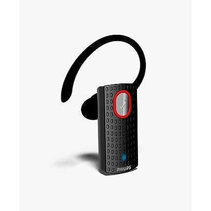 Philips SHB1100 Bluetooth Earbud Headset (Black)