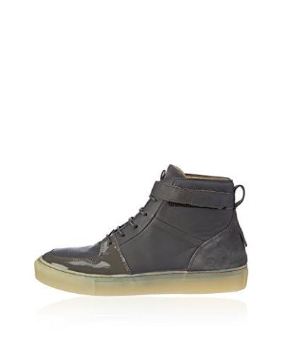 Hudson Sneaker Alta [Grigio]