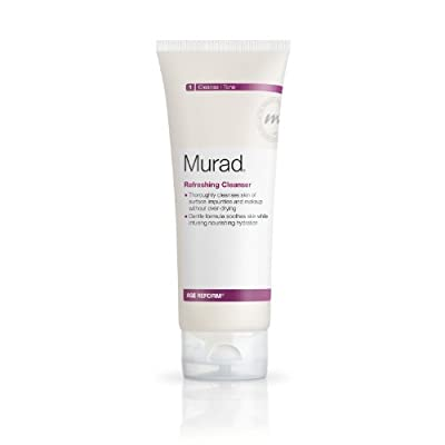 Murad Refreshing Cleanser, 1: Cleanse/Tone, 6.75 fl oz (200 ml)