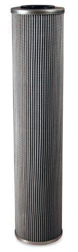 "Schroeder KKZ25 Z-Media Filter Cartridge, Micro-Glass, Removes Rust, Metallic Debris, Fibers, Dirt; 18"" Height, 3.9"" OD, 1.625"" ID, 25 Micron"