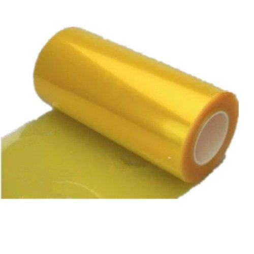 Yellow Smoked Fog Light Headlight Tint Vinyl Film Wrap Sheet 12