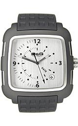 D&G Dolce & Gabbana Men's Square watch #DW0361