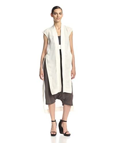 Rick Owens Women's Beach Mantle Coat