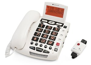 Clearsounds Communications Cs-Csc600Er Sos Alert Amplified Phone