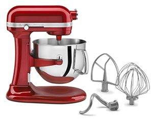 Kitchenaid Stand Mixer, 7-Qt., Candy Apple Red Big Discount