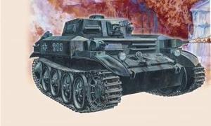 35029 Ark Models 1:35 German flamethrower tank PzKpfwII