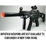 8012 Combat Mission Mp5 Mp-5 Sub Machine Assault Rifle Toy Gun