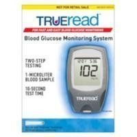 Cheap TRUEread Blood Glucose Monitoring System Meter (unknown)