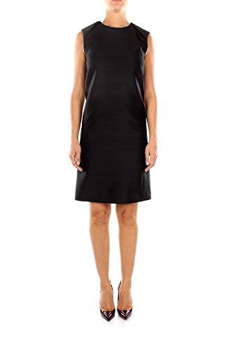 490126P390NOC01-Cline-Robes-Femme-Laine-Noir