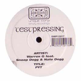 Warren G Featuring Snoop Dog & Nate Dogg / P.Y.T