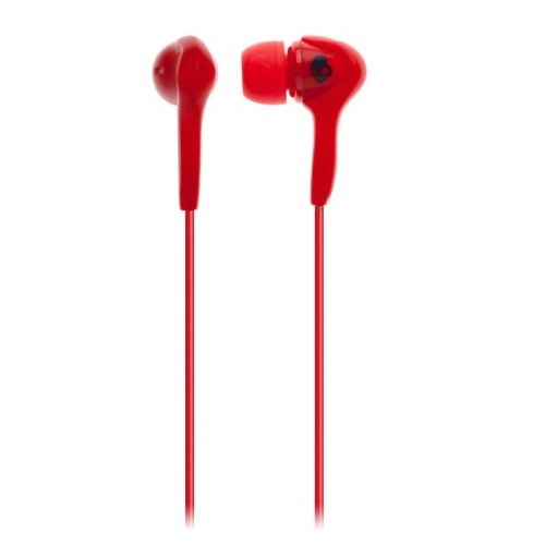 Skullcandy Smokin' Buds With Mic - 2011 Red (2011 Color), One Size
