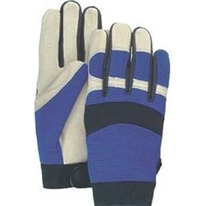 Bald Eagle Pigskin Mechanics Gloves
