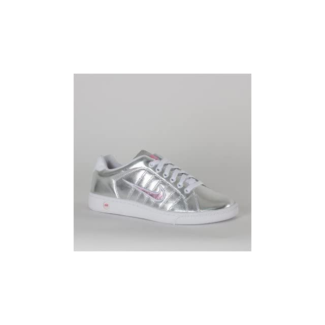 0589653257cb46 Nike Court Tradition 2 Womens sneakers   Shoes Silver on PopScreen