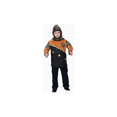 Pretend Deluxe Knight Child Costume Dress-Up Set Size 16-18