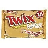 Twix Funsize 16 X Pack 320G