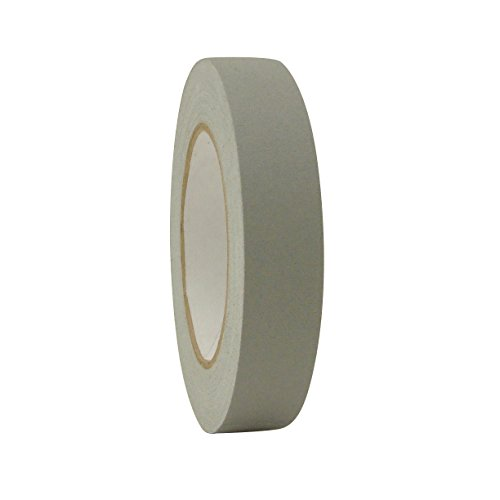 JVCC GAFF30YD Premium Grade 30 Yard Gaffers Tape: 1 in. x 30 yds. (Grey)