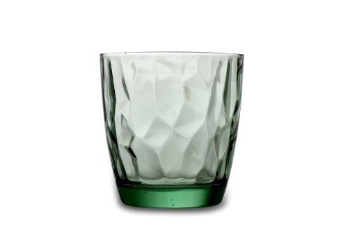 Diamond Green - Confezione 6 Bicchieri Acqua Cl. 30,5 Art. 3.50210
