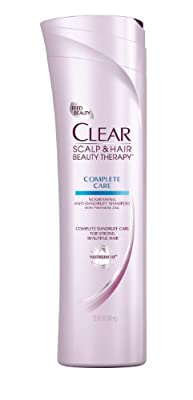CLEAR SCALP & HAIR BEAUTY THERAPY Anti-Dandruff Shampoo, 12.9 Fluid Ounce