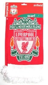 Liverpool FC - Official Scarf