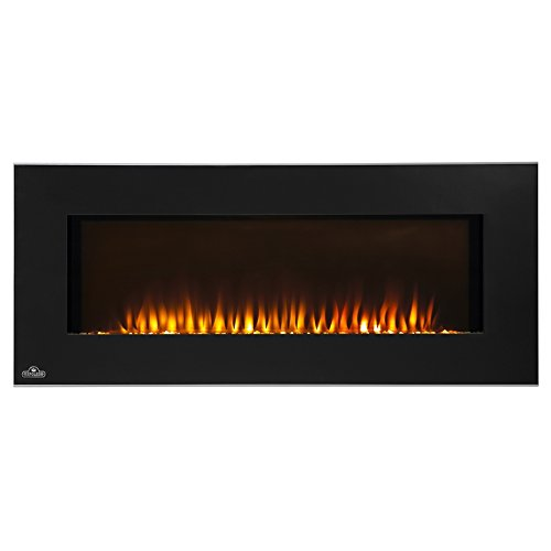 """Napoleon 42"""" Linear Wall Mount Electric Fireplace - Efl42"""