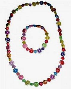 bracelet-collier-pour-enfant-fleur-elastique