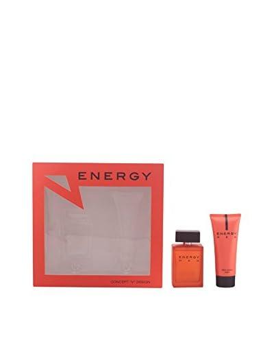 ENERGY Kit Facial/Corporal 2 Piezas Men