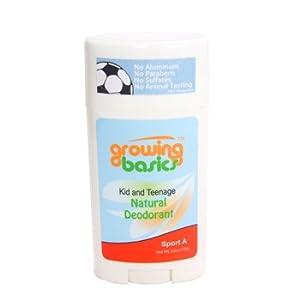 amazoncom deodorant for kids sport a boy health