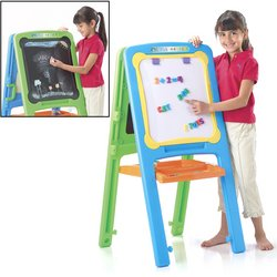Buy A-Shaped Two-Sided Art Easel
