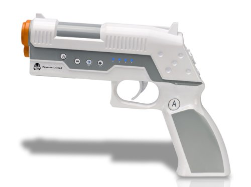 Wii Crossfire Integrated Remote Pistol