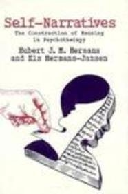 Self-Narratives:Construct Mean: Construction of Meaning in Psychotherapy (Practicing Professional (Mahoney), the)