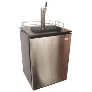 Review Haier HBF05EBSS Draft Beer Dispenser