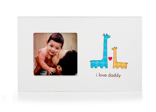 Pearhead Photo Frame, I Love Daddy
