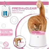 Catit Cat Bowl Fresh & Clear Drinking Fountain Pinkby Hagen