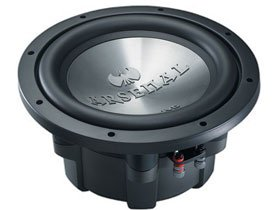 "Jvc Arsenal Cs-Aw6040 10"" Dual 4Ohm Subwoofer"