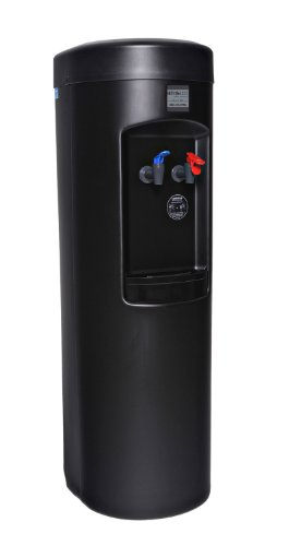 Bottleless Water Cooler - Hot & Cold Water Dispenser. Filter and Install Kit. (Available in White) (Water Filter Cooler For Office compare prices)