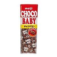 明治 チョコベビー 34g ×10個