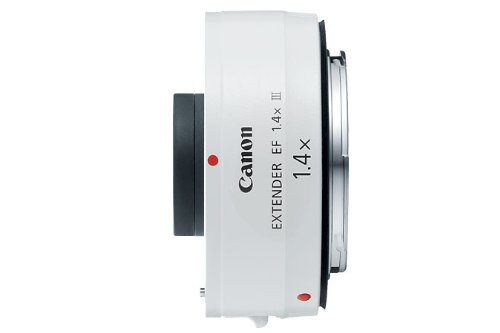 Canon EF 1.4X III Telephoto Extender for Canon Super Telephoto Lenses