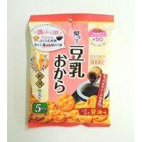 マルマン 豆乳おから膨らむ煎餅 ×20袋セット 3363611