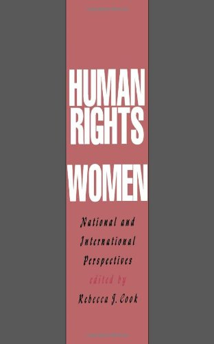 Human Rights of Women: National and International...