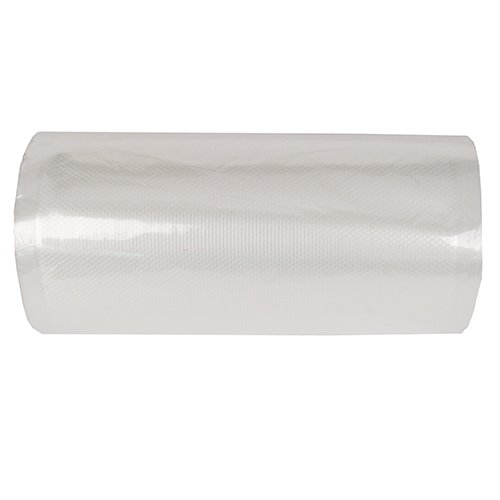 """2 - 8""""X50' Vacuum Sealer Rolls - Embossed Channel Vacuum Bag Rolls"""