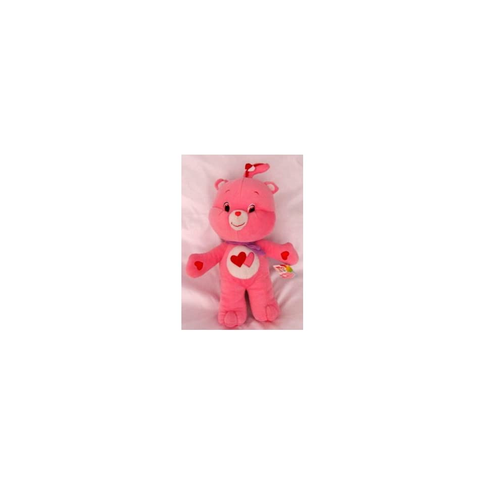 16 Love a Lot Bear Care Bear Plush