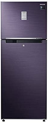Samsung RT47K6238UT Frost-free Freezer-on-Top Refrigerator (465 Ltrs, 3 Star Rating, Pebble Blue)